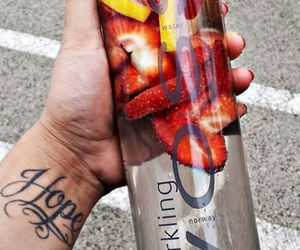 fitness, water, and voss image