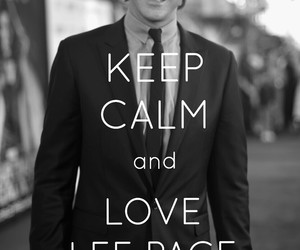 lee pace and made by me image