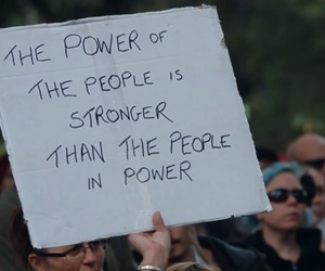 people, power, and Stronger image