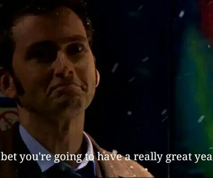 doctor who, happy, and life image