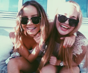 bestfriends, love, and summer image