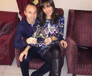 new year, anna ortiz, and andres iniesta image
