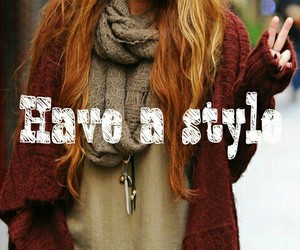girl, style, and girl with style image