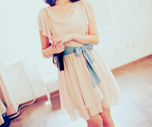 asian, dress, and girl image