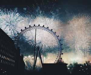 fireworks and london image