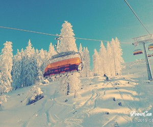 Silvester, ski, and winter image