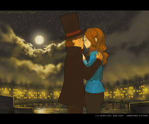Claire and layton image