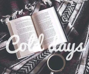 book, cold, and winter image