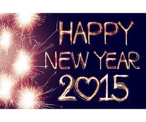 2015, happy, and happy new year image