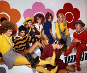 Chelsea, mary quant, and fashion image