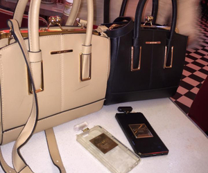 6, bags, and beige image