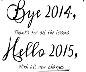 2015, 2014, and happy image