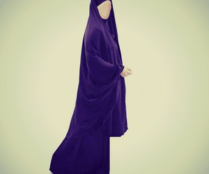 beauty, jilbeb, and hijab image