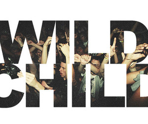 wild, party, and child image