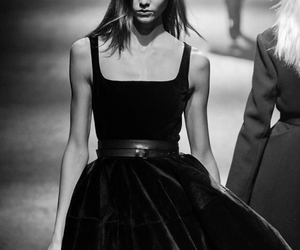 fashion, Karlie Kloss, and runway image