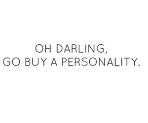 personality, quote, and darling image