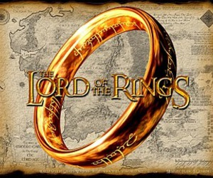 LOTR and ring image