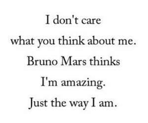 quotes and bruno mars image