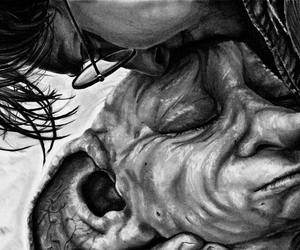 dobby, harry potter, and drawing image