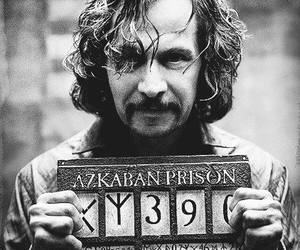harry potter, sirius black, and azkaban image