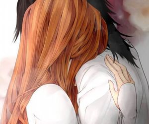 amor, bleach, and sad love image