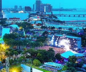 Miami and music image