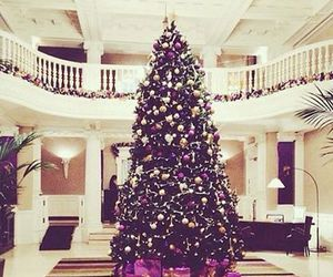 christmas and tree image