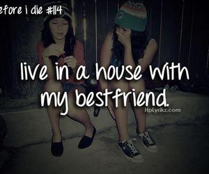friends, love, and before i die image