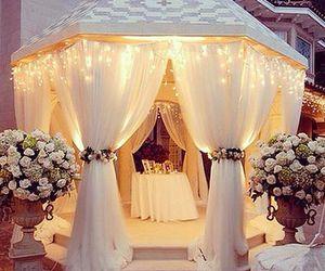 wedding, white, and light image