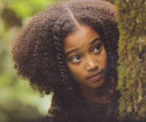 rue, the hunger games, and hunger games image