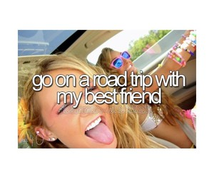 bestfriend and bucketlist image