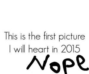 funny, 2015, and nope image