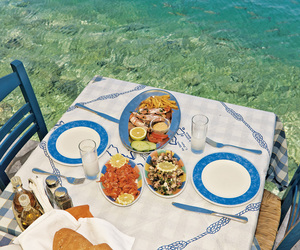 food and Greece image