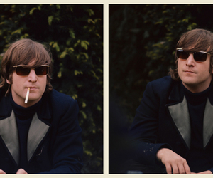 60's, band, and john lennon image