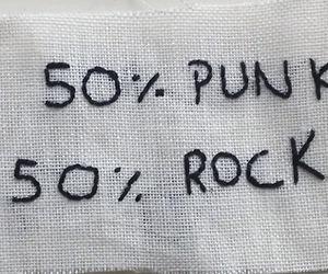 punk, rock, and grunge image