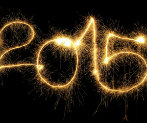 2015, new year, and happy new year image