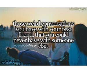 quote, friends, and best friend image