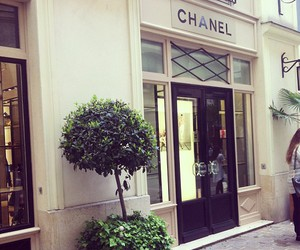 chanel, fashion, and boutique image