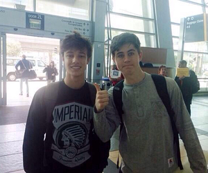 cameron dallas and nash grier image