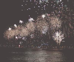 fireworks, indie, and vintage image