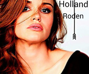 martin, holland roden, and teen wolf image