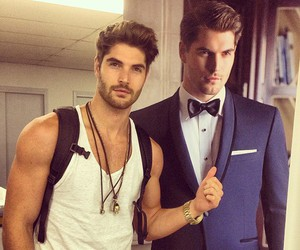 boy, nick bateman, and Hot image