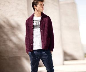 Francisco Lachowski, boy, and model image