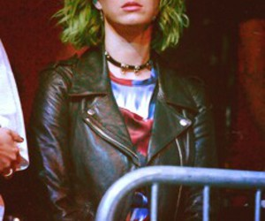 green hair and katy perry image