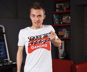 squeezie and cyprien gaming image