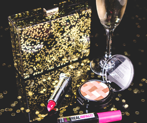 beauty, champagne, and girly image