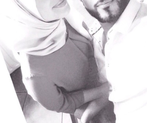 arabic, beard, and couple image