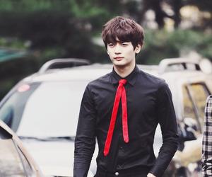 handsome, Minho, and SHINee image