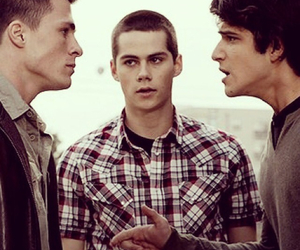 teen wolf, scott mccall, and colton haynes image