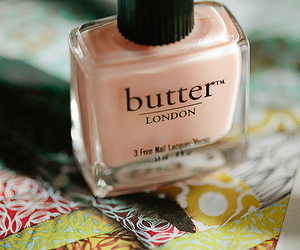 butter, nails, and london image
